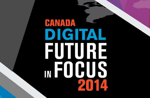 Canada Digital Future in Focus 2014