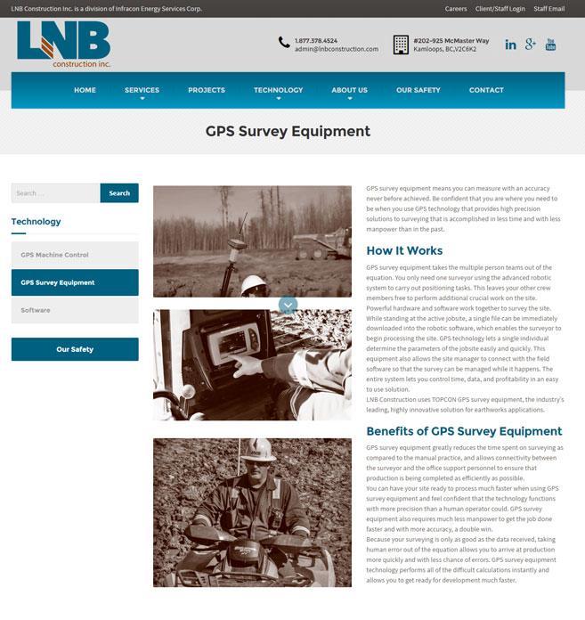LNB construction